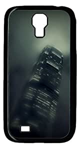 Cool Painting Samsung Galaxy I9500 Case,Skyscrapers At Night Polycarbonate Hard Case Back Cover for Samsung Galaxy S4/I9500