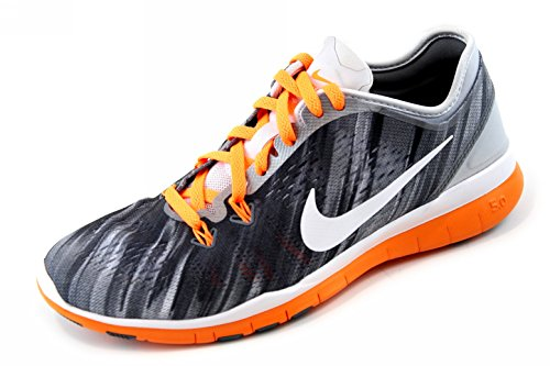 Nike Free 5.0 Tr Fit 5 Print Fitness Women's Shoes Size 6 by Nike