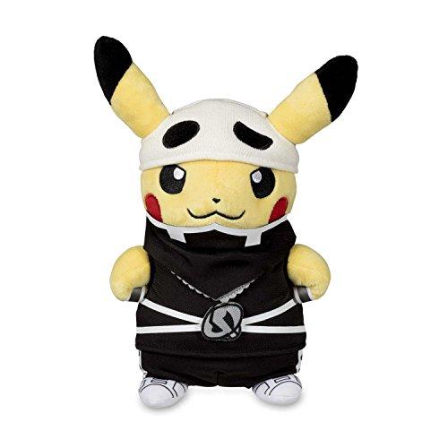 Pikachu Costume Plush (POKÉ PLUSH STANDARD COSTUME PIKACHU/TEAM SKULL)