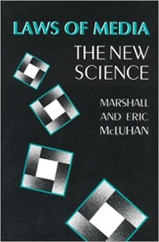 Books: Marshall McLuhan