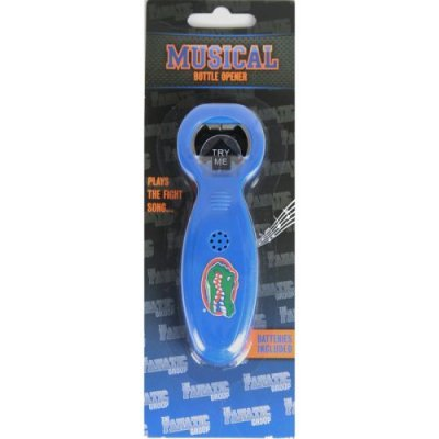 Florida Gators Fight Song Musical Bottle Opener ()