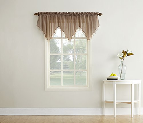 Top 10 window valances for living room brown