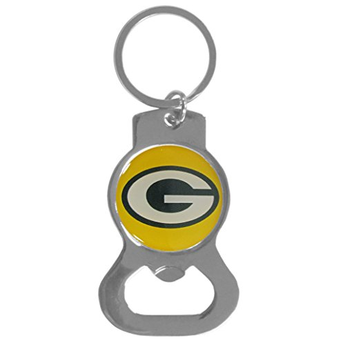 Siskiyou NFL Green Bay Packers Bottle Opener Key Chain