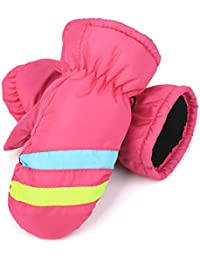 Flammi Kids Snow Mittens Winter Ski Mittens Water...