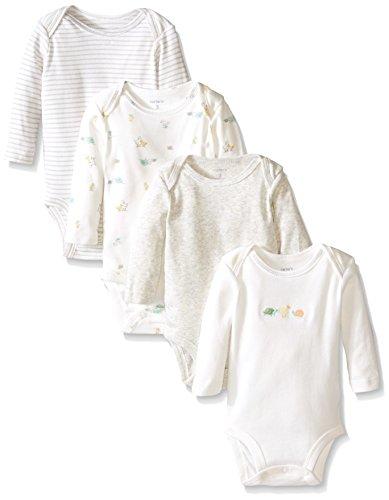 carters-unisex-baby-4-pack-bodysuits-baby-ivory-newborn
