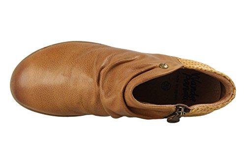 Zapato 20 Marron Alexia Wanda Cuero Panda 0axq0rT