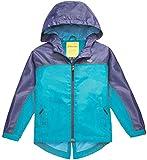 Wantdo Girl's Waterproof Rain Jacket Lightweight Hooded...