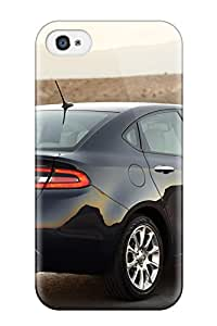 New Shockproof Protection Case Cover For Iphone 4/4s/ Dodge Dart Car Case Cover