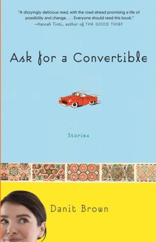 Ask for a Convertible by Brown Danit (2009-07-14) Paperback