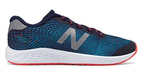New Balance Boys' Arishi Next V1 Running Shoe, Galaxy/Polari