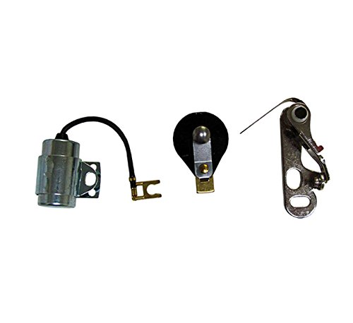 R1932 - Tractor Distributor Tune Up Kit for Delco Distributors with Clip On Style Cap