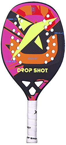 DROP SHOT Edge BT Pala Pádel, Unisex Adulto, Negro, S/M/L ...