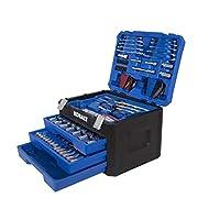 Kobalt 227-Piece Mechanics Tool Set with Case Deals