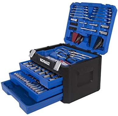 Kobalt 227-Piece Mechanics Tool Set