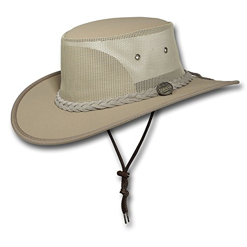 Barmah Hats Canvas Drover