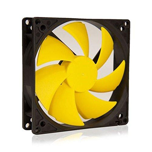 Mm Fan 100 - SilenX EFX-10-12 Effizio 100mm Silent Case Fan