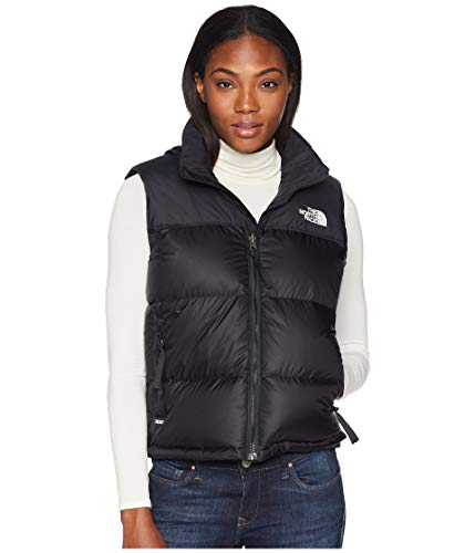 The North Face 1996 Retro Nuptse Vest - Women's TNF Black Small ()