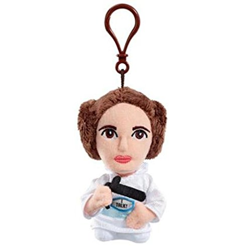 4' Mini Figure (Underground Toys Star Wars Talking Princess Leia 4