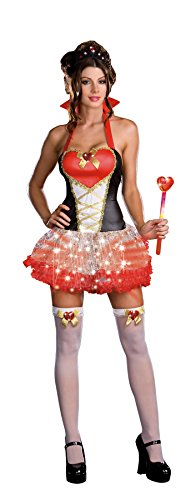 Queen of Heartbreakers Costume - Small - Dress Size 2-6