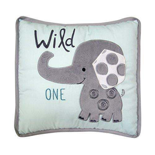 lambs-ivy-yoo-hoo-wild-one-elephant-decorative-pillow-blue-gray