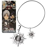 cosplay? Collar del símbolo D.Gray-man
