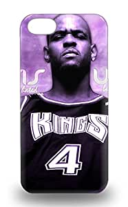 Hot Fashion Design 3D PC Soft Case Cover For Iphone 5/5s Protective 3D PC Soft Case NBA Sacramento Kings Chris Webber #4 ( Custom Picture iPhone 6, iPhone 6 PLUS, iPhone 5, iPhone 5S, iPhone 5C, iPhone 4, iPhone 4S,Galaxy S6,Galaxy S5,Galaxy S4,Galaxy S3,Note 3,iPad Mini-Mini 2,iPad Air )