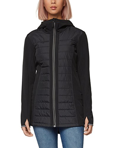 Femme Noir Bench Jacket Blouson Noir Quilted Jet 0OFHwf