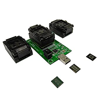 eMMC eMCP reader 3 in1 test socket USB Interface adapter