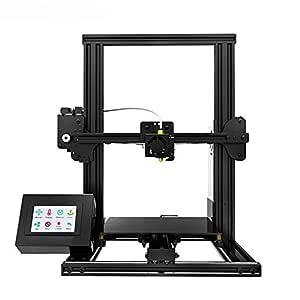 Impresora 3D Impresora 3D de escritorio de aluminio de ...