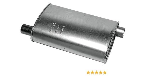 Walker 21200 Quiet-Flow Stainless Steel Muffler