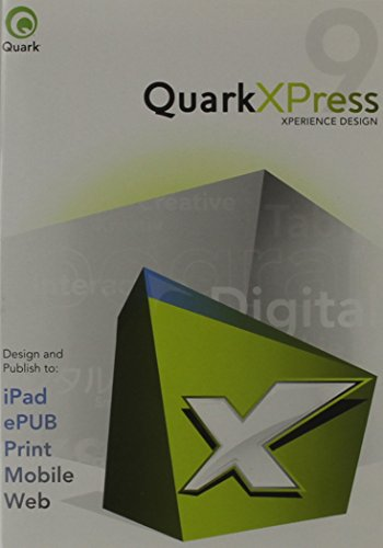 Quarkxpress 9 UPG For Macintosh/Windows Single User for sale  Delivered anywhere in USA