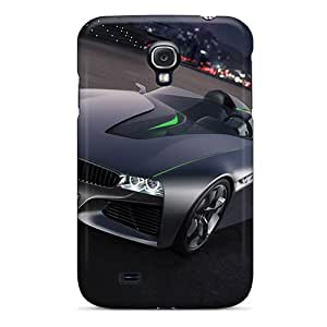 WzW4546APQX Anti-scratch Case Cover L.M.CASE Protective Bmw Vision Case For Galaxy S4
