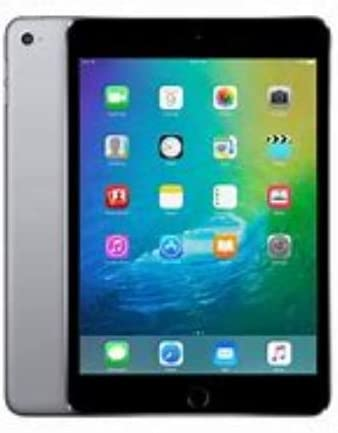 Apple iPad Mini 4 - 16GB Wifi - Gray (Renewed)
