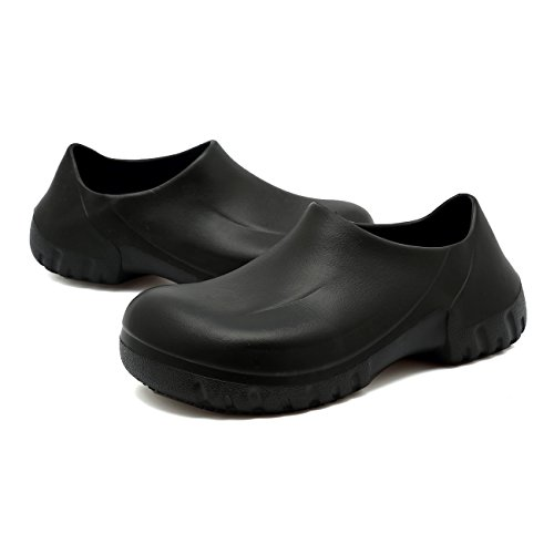 Slip for Non EU for Kitchen Nurse Slip Resistant EASTSURE US Men Black Chef 7 38 Shoes Women Work Shoes d07x4Tw