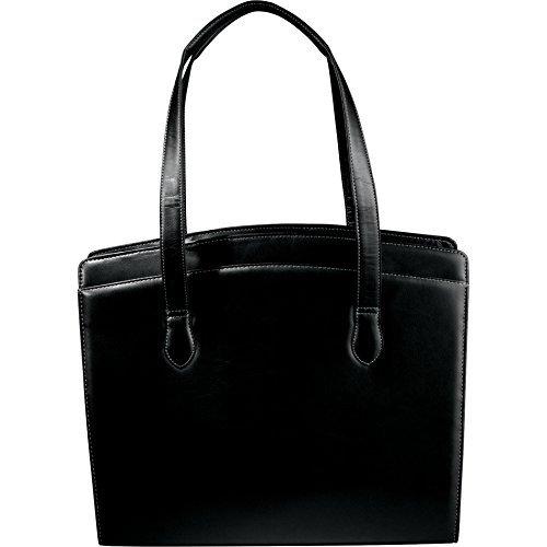 Alicia Klein 636391901161 Nancy Deluxe Compu-Case/Ipad/Tables Travel Shoulder Handbag