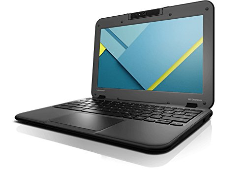 Lenovo 80SF0001US 11.6″ HD N22 Chromebook Intel N3050 2.16GHz 4GB RAM 16GB SSD Drive Bluetooth 4.1 HDMI WiFi Chrome