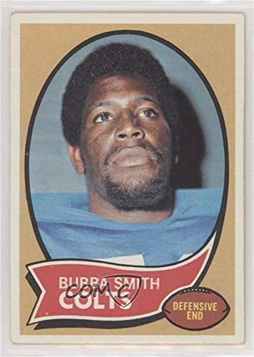- Bubba Smith (Football Card) 1970 Topps - [Base] #114