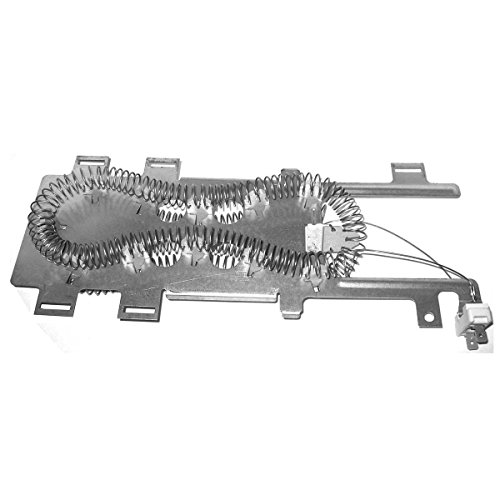 Siwdoy 8544771 Dryer Heating Element for Whirlpool Kenmore Maytag Dryers PS990361, ()