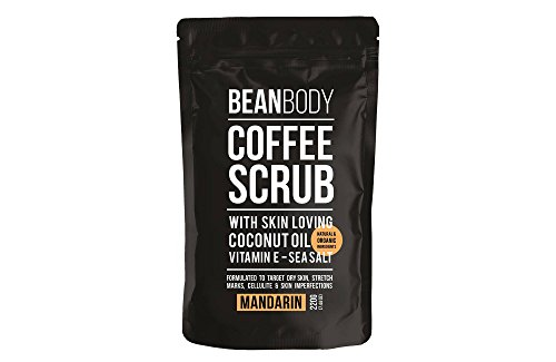 Bean Body Coffee Scrub Mandarin 7.8oz, pack of 1 ()