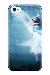 Hot QceJNVT7728dtHrC Fairy Fantasy Abstract Fantasy Tpu Case Cover Compatible With Iphone 4/4s