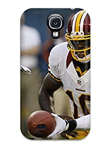 (pihwXPD1288eaGsg)durable Protection Case Cover For Galaxy S4(robert Griffin Iii)