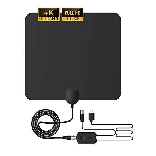 [2019 ULTIMATE] HD TV Antenna Indoor Amplified