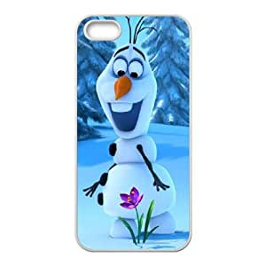 iPhone 4 4s Cell Phone Case White Frozen WQ7506426