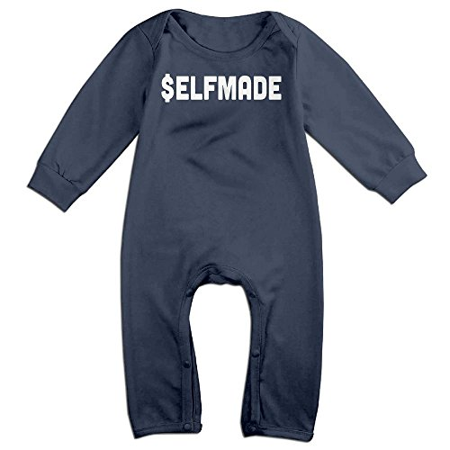 Spanish National Costume (Infants SELF MADE Long Sleeve Bodysuit Baby Onesie Baby Climbing Clothes Outfits Jumpsuit For 0-24 Months Navy 6 M)