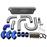 Bolt On Intercooler + Piping Kit For 2013+ Ford Focus ST 2.0 Turbo