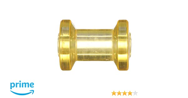 4 Inches Attwood 11315-1 Boat Trailer Spool//Keel Polymer Roller