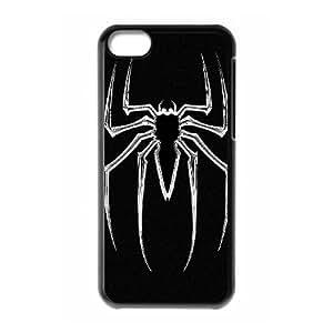iPhone 5c Cell Phone Case Black Spider JSK787675