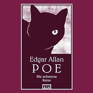 Die schwarze Katze Hörbuch