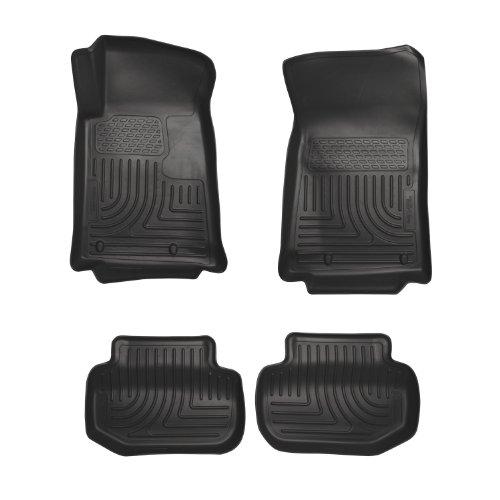 Husky Liners Front & 2nd Seat Floor Liners Fits 11-15 Camaro