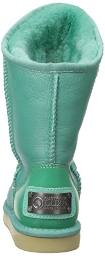 Australia Luxe Collective Womens Court Bootie Turquoise